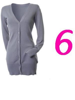 Kardigan-svetr