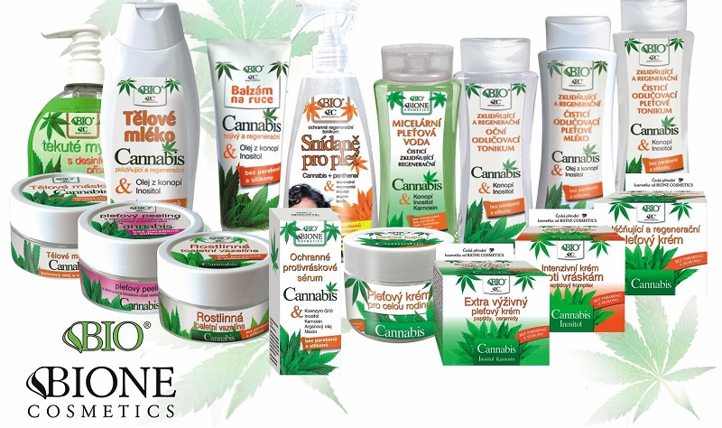 Bione Cosmetics kosmetika